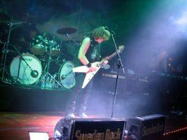 2011 Sweden Rock Cruise 6-7 Oct.