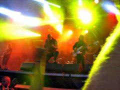 2014 Skogsröjet Festival 1 August, Sweden.
