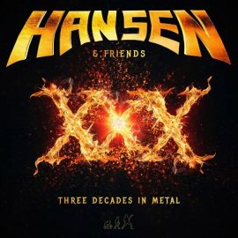 Kai Hansens debut solo album XXX – Three Decades In Metal in August.