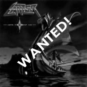 WANTED: 1995 – Lanzer – Under a Different Sun – Cd.