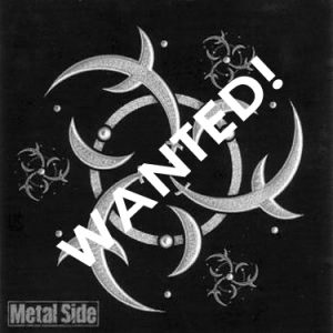 WANTED: 1998 – Metal Side – Cd.