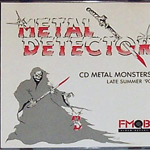 WANTED: 1990 – Metal Detector Cd – Late Summer 90.