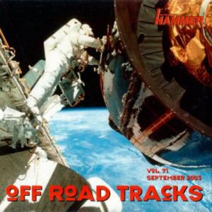 WANTED: 2003 – Metal Hammer – Off Road Tracks Vol. 71 – Cd.