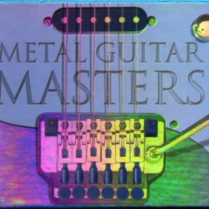 2000 – Metal Guitar Masters – 2Cd.