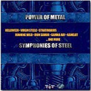 WANTED: 2001 – Power Of Metal/Symphonies Of Steel – Cd.