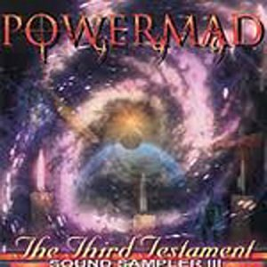 WANTED: 1999 – Powermad – The Third Testament – Cd.