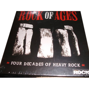 WANTED:  2002 – Rock Of Ages – 4 Decades Of Heavy Rock – 4Cd.