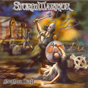 2004 – Stormwarrior – Norther Rage – Promo Cd.