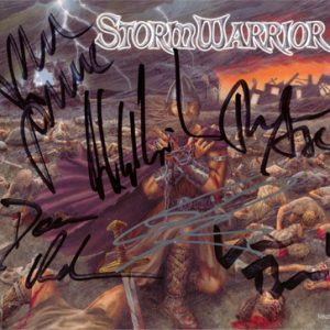 2002 – Stormwarrior – Cd.