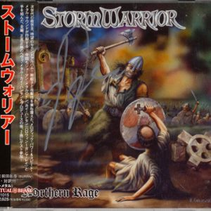 2004 – Stormwarrior – Norther Rage – Japan – Cd.
