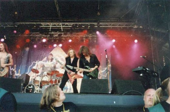 1999 PowerPlant Tour – Sweden Rock – 11/12 June.