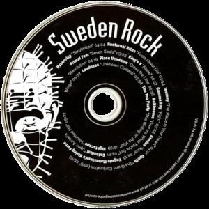 2005 – Cd From Sweden Rock Magazine – Cd.