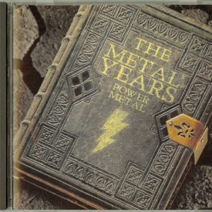 2002 – The Metal Years – Power Metal – Cd.