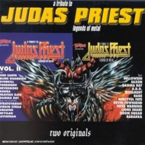 WANTED: 1996 – A Tribute To Judas Priest Vol. I & II Cd – Legends Of Metal.