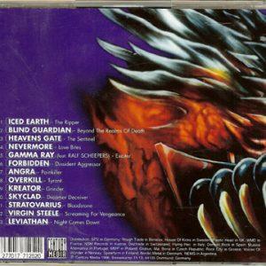 1996 – A Tribute to Judas Priest – Legends Of Metal Vol. II – Cd.