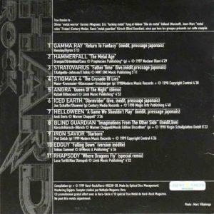 1999 – True Metal #1 – Cd.