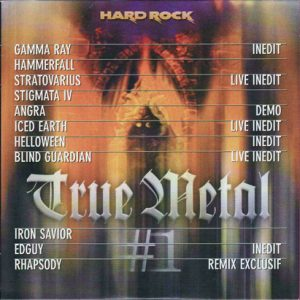 1999 – True Metal #1 – Cd.
