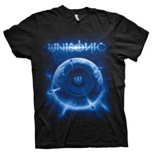 WANTED: Unisonic World Tour 2012 – T-shirt.