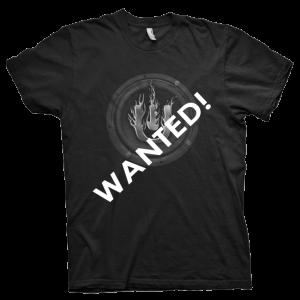"WANTED: Unisonic – ""U"" – T-shirt."