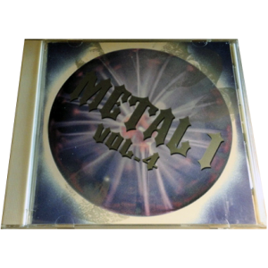 WANTED: 1998 – METAL 1 Vol.4 – Japan Cd.
