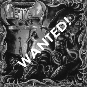WANTED: 2003 – The Be(a)st of Metal I: World Of Fantasy – 2Cd.