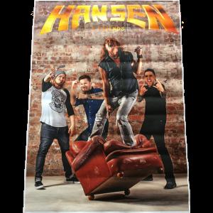 2016 – Hansen & Friends – XXX – Promo Poster.