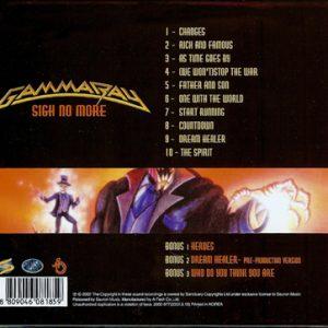 2002 – Sigh No More (+3 Bonus Tracks) Cd – Korea.