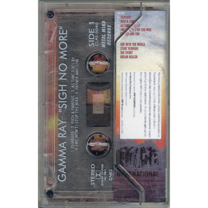 1994 – Sigh No More – Tape – Poland.