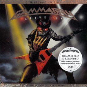 2017 – Alive 95 – (Anniversary Edition) – 2Cd.