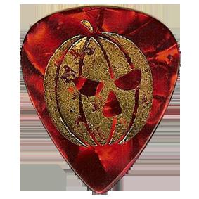 Kai Hansen´s Helloween Pick – Pumpkins United Tour.