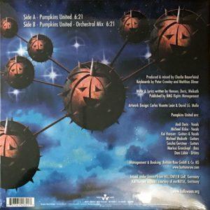 "2017 – Pumpkins United – 10"" Mini-LP – Black Vinyl."