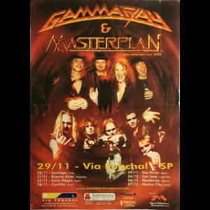 2003 – Latin American Tour 2003 – Poster.