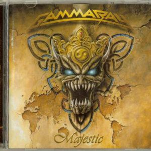 2005 – Majestic – Brazil – Cd.