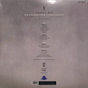 2020 – Heading For Tomorrow – 2LP – Turquoise Vinyl.