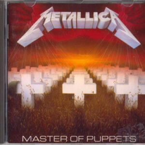 1986 – Master Of Puppets – Cd