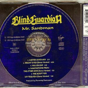 1995 – Mr Sandman – 5 Track Cds – Multimedia Track – Signed