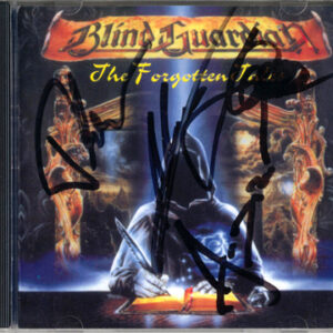 1996 – The Forgotten Tales – Cd – Signed – Bootleg