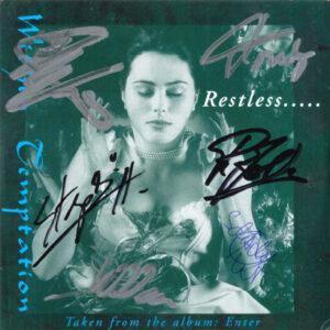 1997 – Restless – Cds – Signed.
