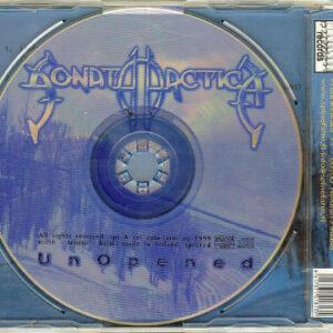 1999 – Unopened – 2 Track Cds