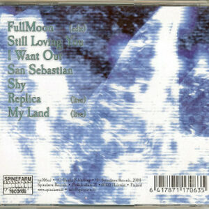 2000 – Successor – Ep – Signed By 4