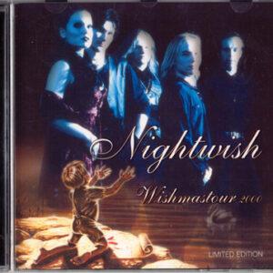2000 – Wishmastour 2000 – Limited Edition Cd