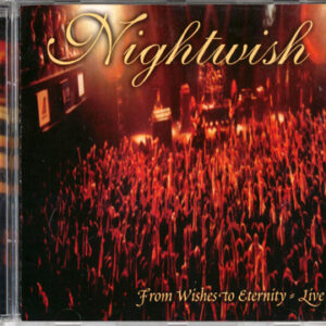 2001 – From Wishes To Eternity – Live Cd