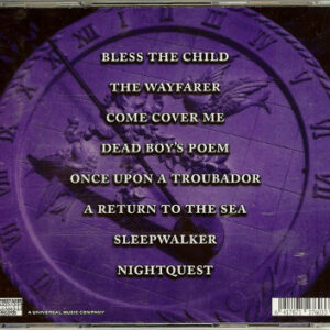 2002 – Bless The Child – 8 Track Cd Ep