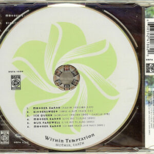 2002 – Morther Earth – Cds – 6 tracks – Signed by 4