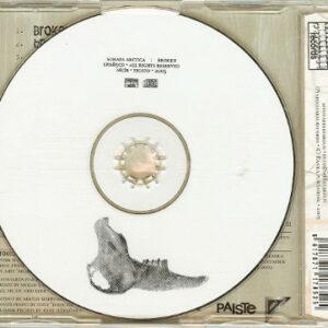 2003 – Broken – 4 Track Cds – Signed By 4