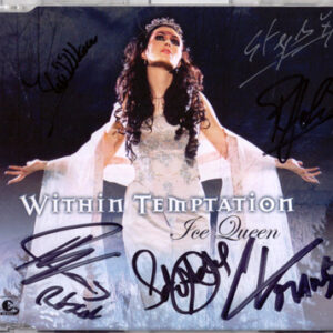 2003 – Ice Queen – Cds – 3 Tracks – Signed