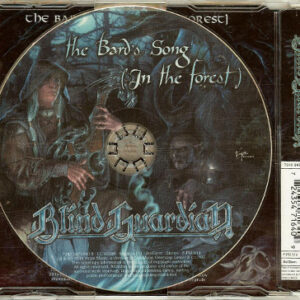 2003 – The Bards Song – 4 Track Cds – Signed