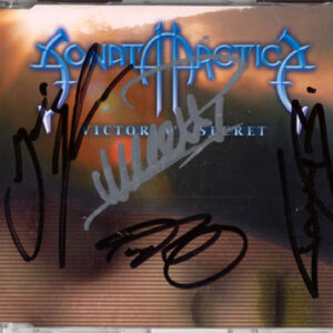 2003 – Victoria's Secret – 3 Track Cds – Signed By 4