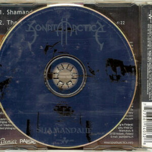 2004 – Shamandalie – 2 Track Cds