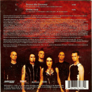 2004 – Stand My Ground – Cds – 2 Tracks